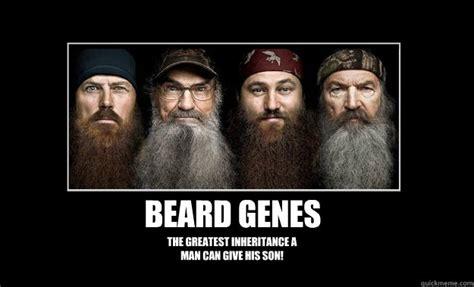 Genes Memes - beard meme