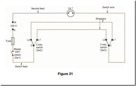 master control switch wiring