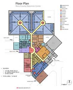 planning floor plan it s this or anarchy update on the reno county jail