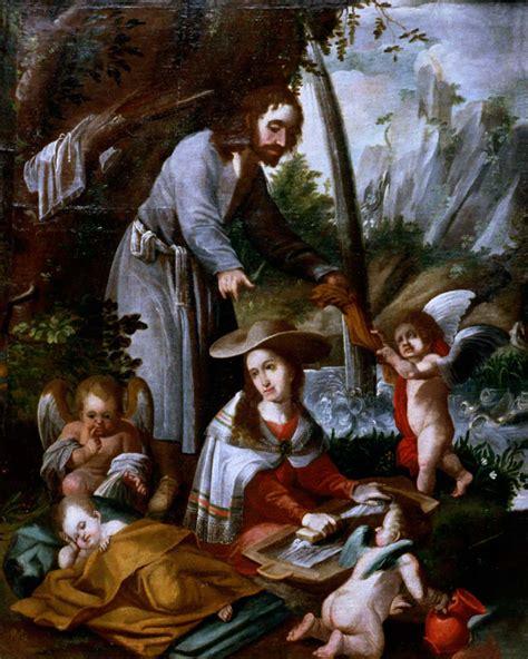 imagenes artisticas religiosas virgen lavandera melchor p 233 rez de holgu 237 n arte colonial