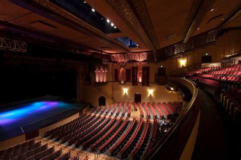 Panther Hall Floor Plan fox theatre riverside western allied