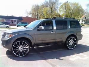 Custom Nissan Pathfinder 2008 Nissan Pathfinder View All 2008 Nissan Pathfinder