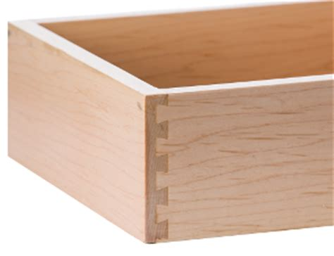 What Does Dovetail Drawers by Dovetail Drawer Boxes American Door And Drawer