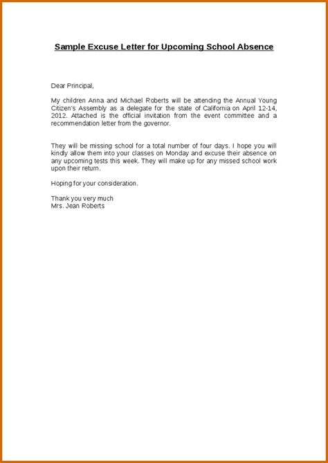 5 vacation leave letter for ojt support our revolution