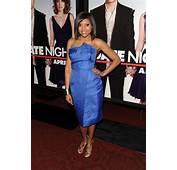 Taraji P Henson // Date Night Movie Premiere In New
