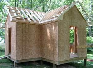 build a shed foundation sheds nguamuk