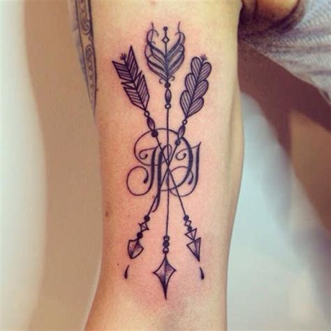 55 inspiring arrow tattoos that will make you want to get