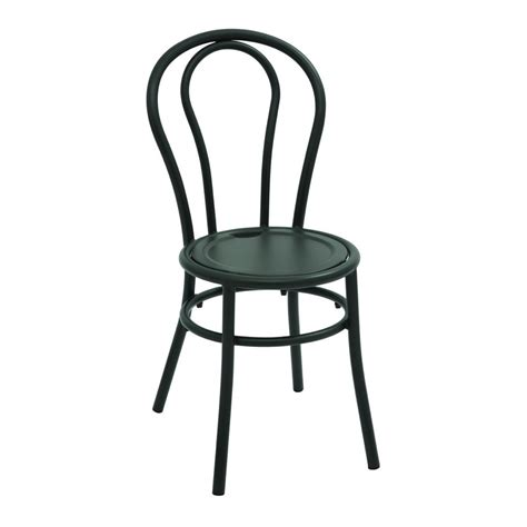 sedia in metallo sedia in metallo da giardino bistr 242