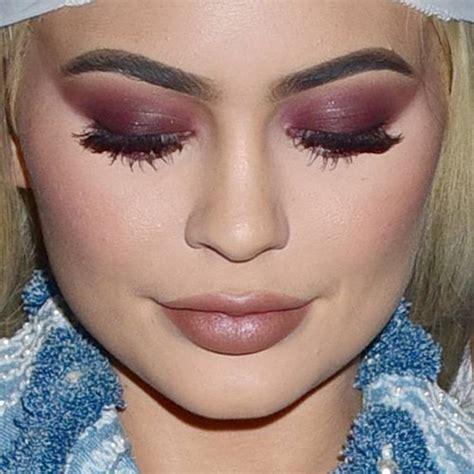 eyeliner tutorial kylie jenner kylie jenner eye makeup tutorial step by step mugeek