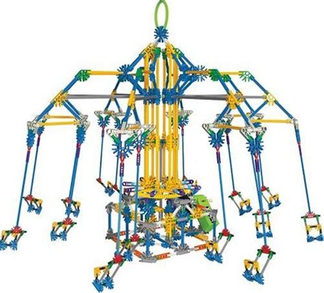k nex swing ride instructions k nex swing ride 853 pcs building sets brands