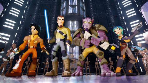 disney infinity wars characters disney infinity 3 0 shows wars rebels characters in