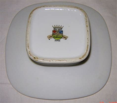 Furniture Store Kitchener qantas yamato fine china promotional ashtray circa 1960