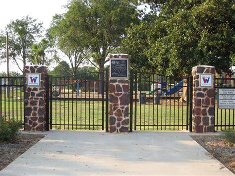 white house texas panoramio photo of whitehouse city park whitehouse tx
