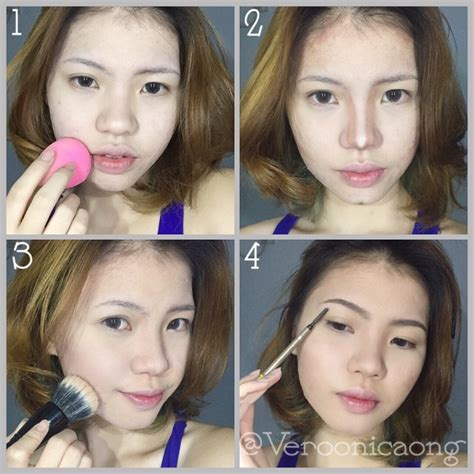 tutorial make up natural sehari2 tutorial make up natural untuk acara wisuda saubhaya makeup