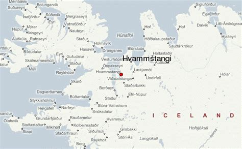 A Place Location Hvammstangi Location Guide