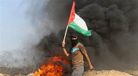 Palestine Gaza palestinian leaders meet amid likely gaza shakeup the indian express