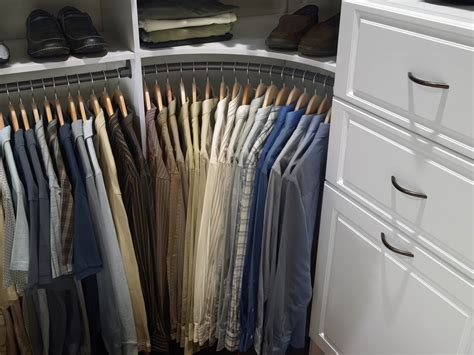 Corner Closet Solutions by Walk In Closet Storage Solutions In Wilmington Nc