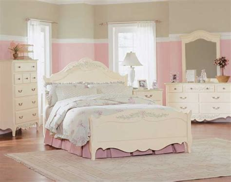 pink white shabby chic bedroom ideas furniture