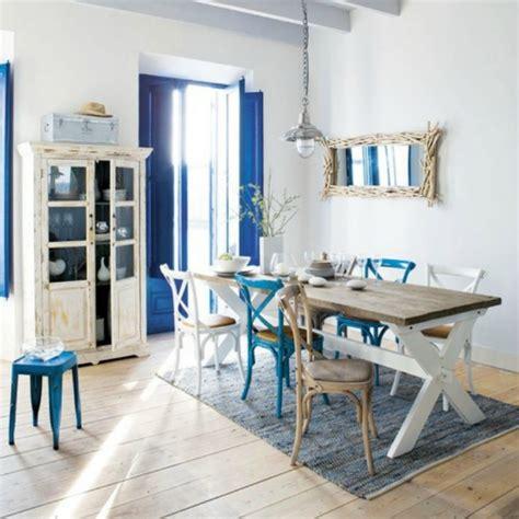salle 224 manger blues home decorating design forum d 233 co salle 224 manger maritime en couleurs et 224 motifs marins