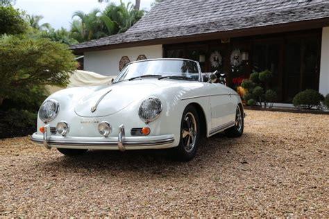 Porsche 356 Roadster by 1958 Porsche 356 D Roadster Replica Classic Porsche 356