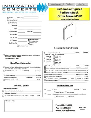 back charge form template back charge form pdf edit fill out print