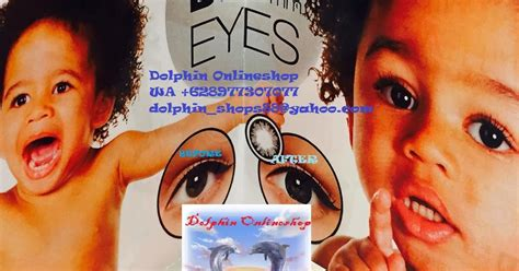 Softlens Exoticon N8 Black dolphin onlineshop softlens x2 exoticon baby n08