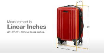 United Airlines Baggage Weight size of carry on suitcase all discount luggage