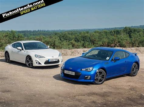 How Much Of Subaru Does Toyota Own Toyota Gt86 Vs Subaru Brz Blood Brothers Pistonheads