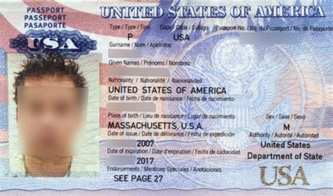 Americans Give And A Pass by This American S Passport Ended Up In The Of