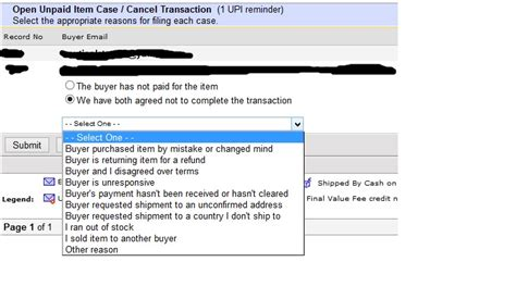 ebay cancel order seller cancelled transactions the ebay community