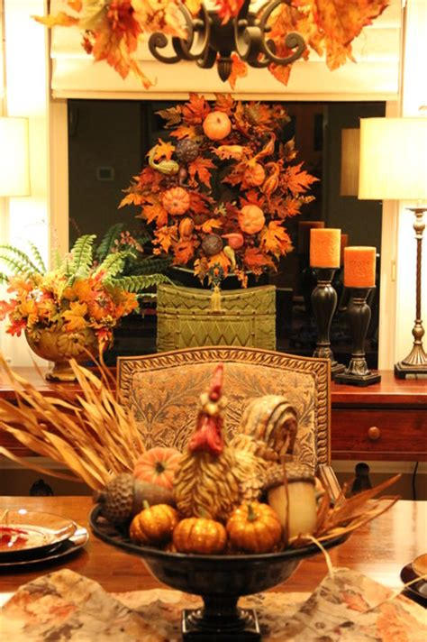 fall tablescape traditional dining room other metro fall dining room tablescape traditional dining room