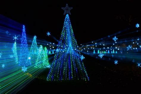 christmas illumination or christmas light illumination light show is colorado s best drive thru lights
