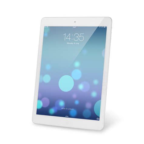 Air 64gb apple air 64gb wi fi tablet w retina display a1474 white silver ebay