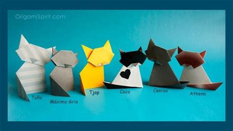 Origami Cat Easy - check out the on this site easy step by step