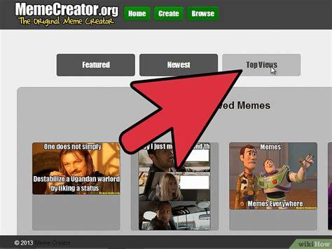 Crear Un Meme Online - c 243 mo hacer un meme 10 pasos con fotos wikihow