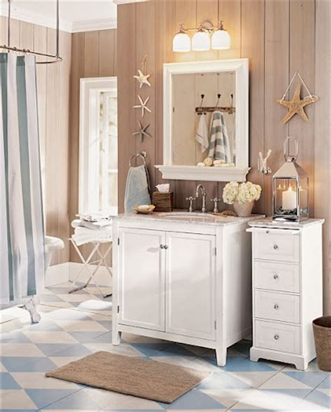 beach decor bathroom ideas home quotes theme inspiration rustic cottage style decor