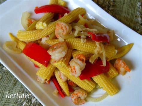 resep tumis jagung muda