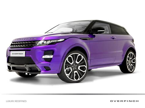 land rover overfinch roll like a pimp in the limited edition overfinch 2012