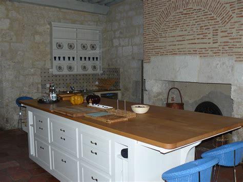 construire ilot central cuisine fabriquer ilot central cuisine id 233 es de design suezl com