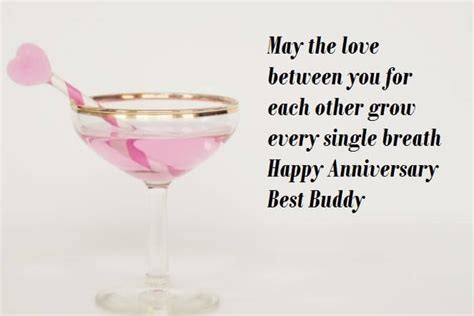 Wedding Anniversary Wishes Quotes To by Wedding Anniversary Wishes Quotes To Friend Best Wishes