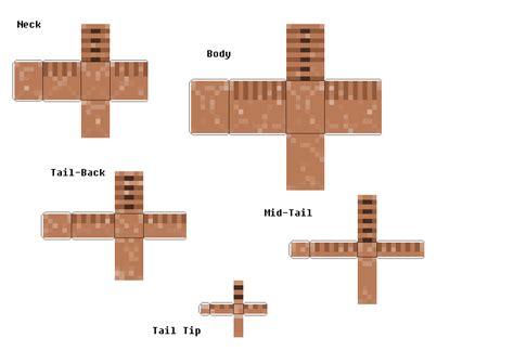 Minecraft Papercraft Dinosaur - papercraft t rex fossils and archeology