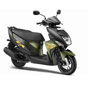 Yamaha Cygnus Ray ZR Scooter Launched In India Starts At