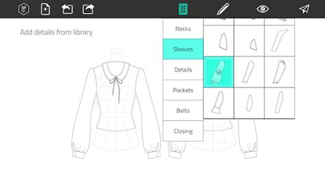 design clothes app free fashion design flat sketch android apps on google play