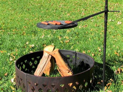 Cowboy Firepit Cowboy Pit Tradition And Modern Tendencies Pit Design Ideas