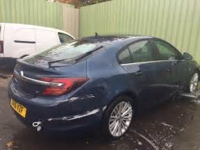 Used Cars Ni Damaged Repairables Damaged Vauxhall Insignia Autos Post