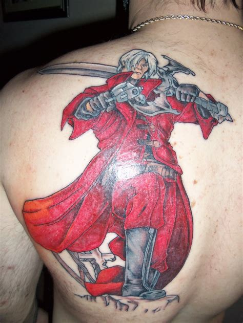 dmc tattoo may cry related keywords may cry