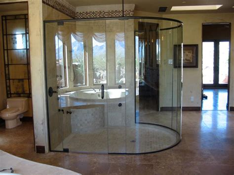 Shower Doors Tucson Residential Glass Services Southern Arizona Glassworks