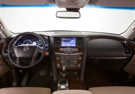 2017 nissan armada black interior 2017 nissan armada redesign release date price review mpg