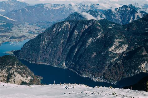 mountain dachstein austria alps wallpapers hd