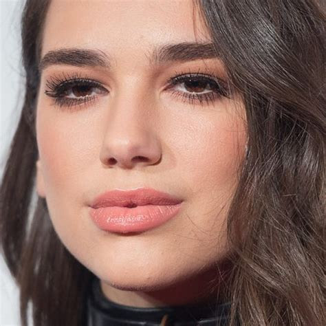 dua lipa lips dua lipa s makeup photos products steal her style